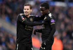 Adrien Silva & Fousseni Diabaté - Leicester City