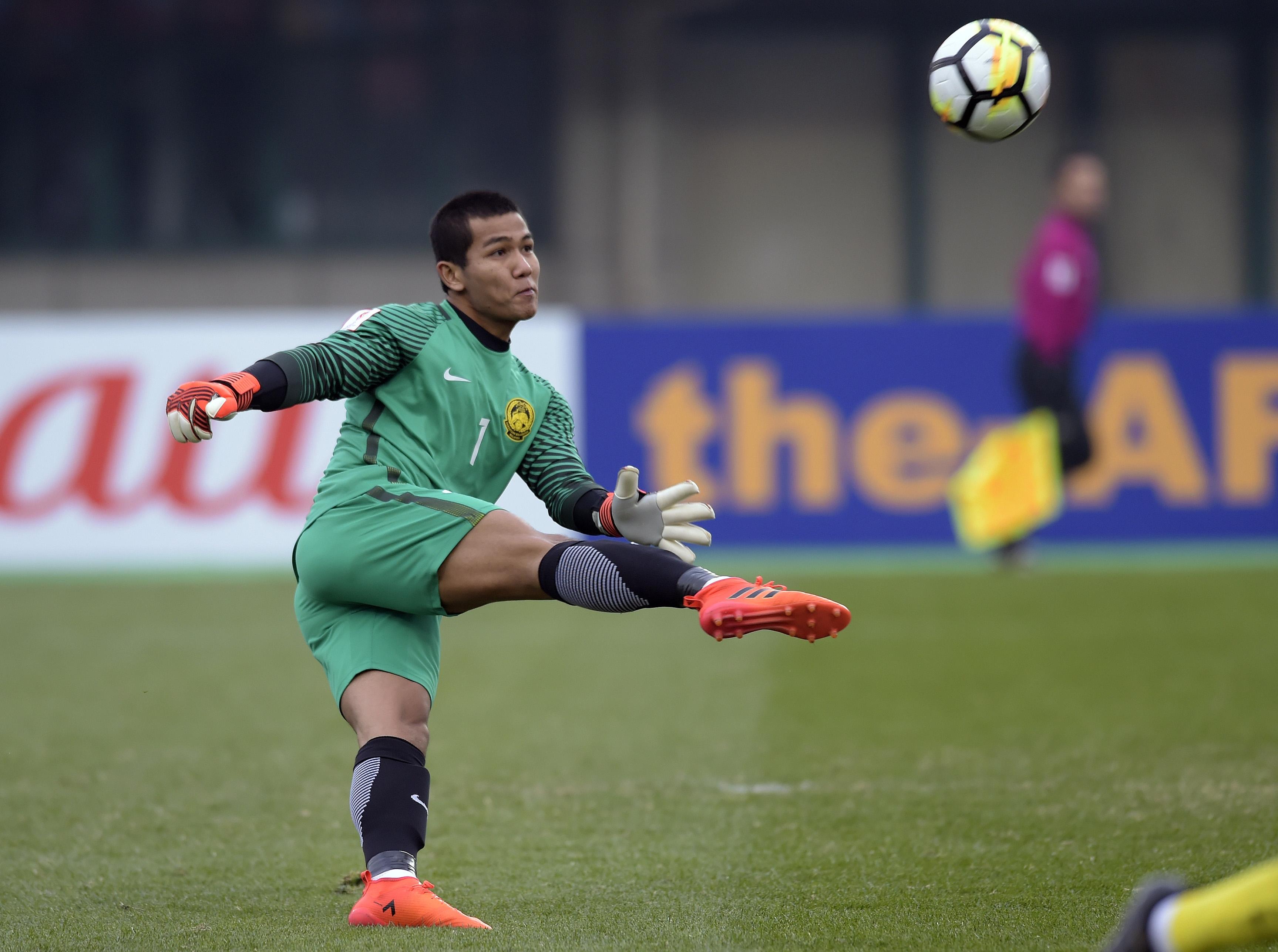 Haziq Nadzli, Malaysia U23