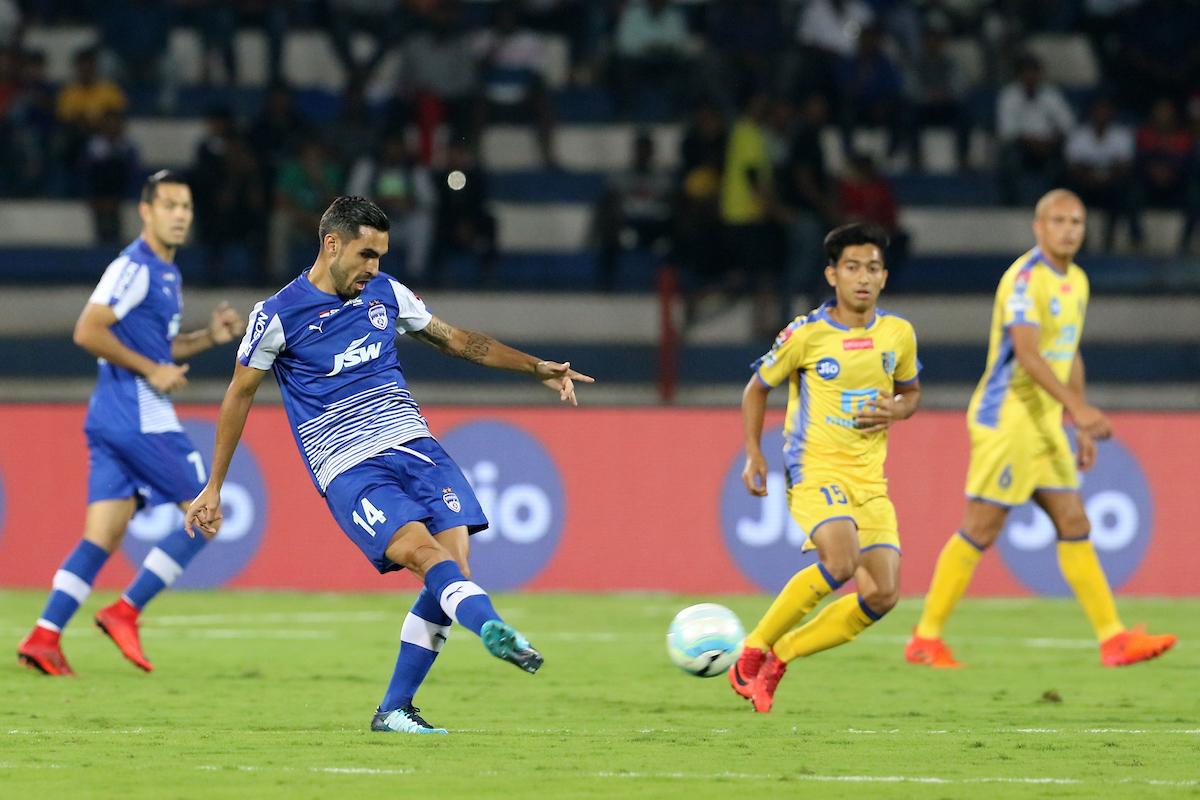 Dimas Delgado Bengaluru FC