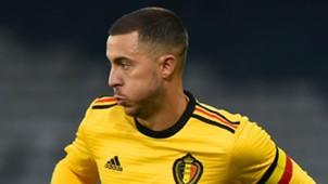 Eden Hazard Belgium 2018