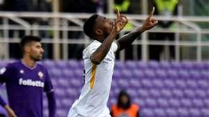 Gerson Fiorentina Roma Serie A