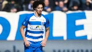 Philippe Sandler, PEC Zwolle, Eredivisie 03042018