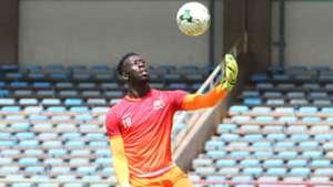 Bandari and Harambee Stars keeper Farouk Shikhalo.