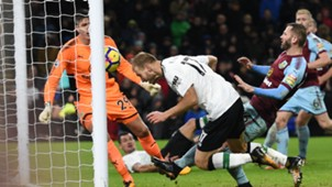 Ragnar Klavan Liverpool Burnley 010118