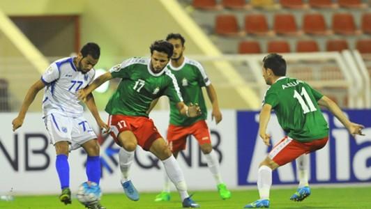 Saham vs Al Wehdat