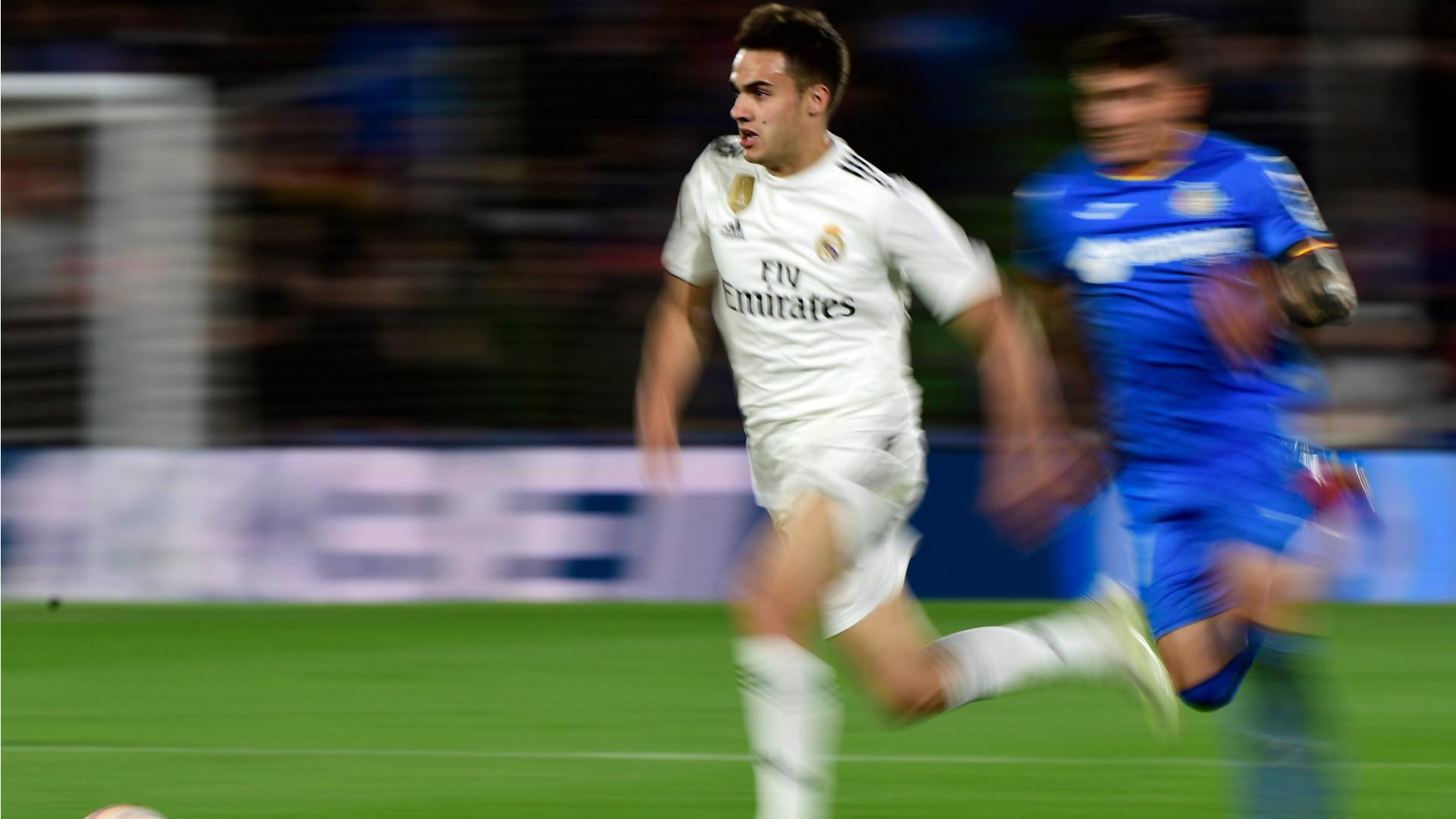 Sergio Reguilon Real Madrid 2019