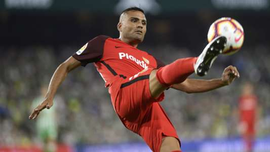Gabriel Mercado Sevilla Betis LaLiga 02092018