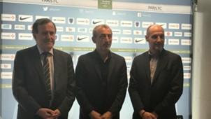 Mecha Bazdarevic Paris FC