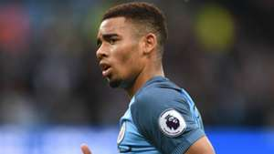 Gabriel Jesus Manchester City Premier League