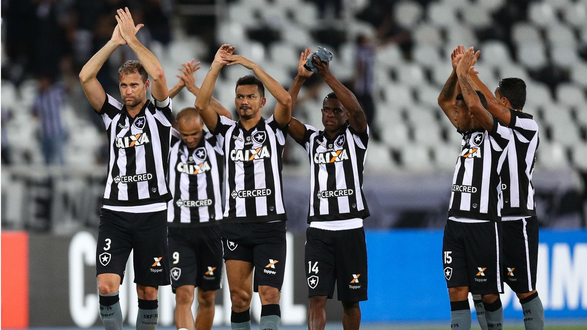 Botafogo Libertadores 10 08 2017
