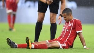 Thiago Bayern Munich Liverpool 080117
