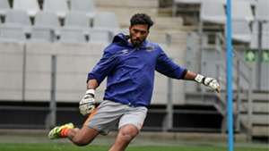 Shu-Aib Walters of Cape Town City