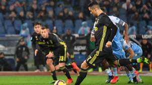 Cristiano Ronaldo Juventus Turin Lazio 27012019