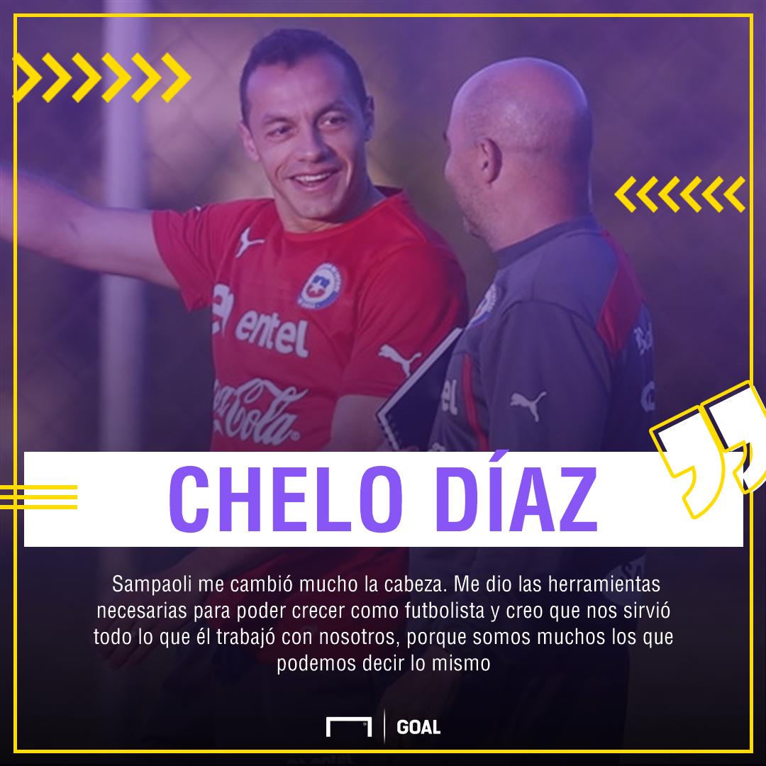 Ps Chelo Diaz Sampaoli
