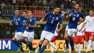 Jorginho Italy Poland UEFA National League