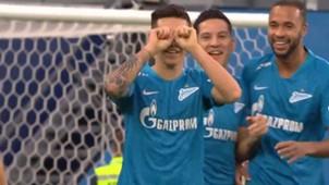 Video Matias Kranevitter Zenit Schalke 04 18112018
