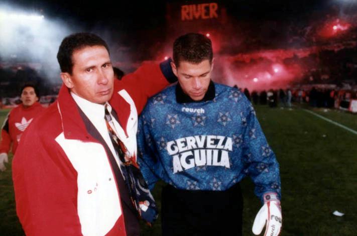 Copa Libertadores 1996 River-America