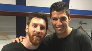 Messi Suarez