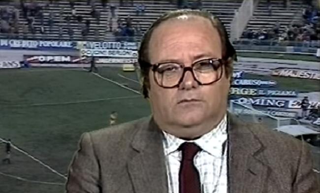 Luigi Necco, Morto il Giornalista