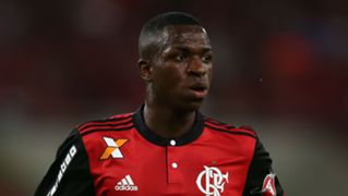 Vinicius Jr. Flamengo