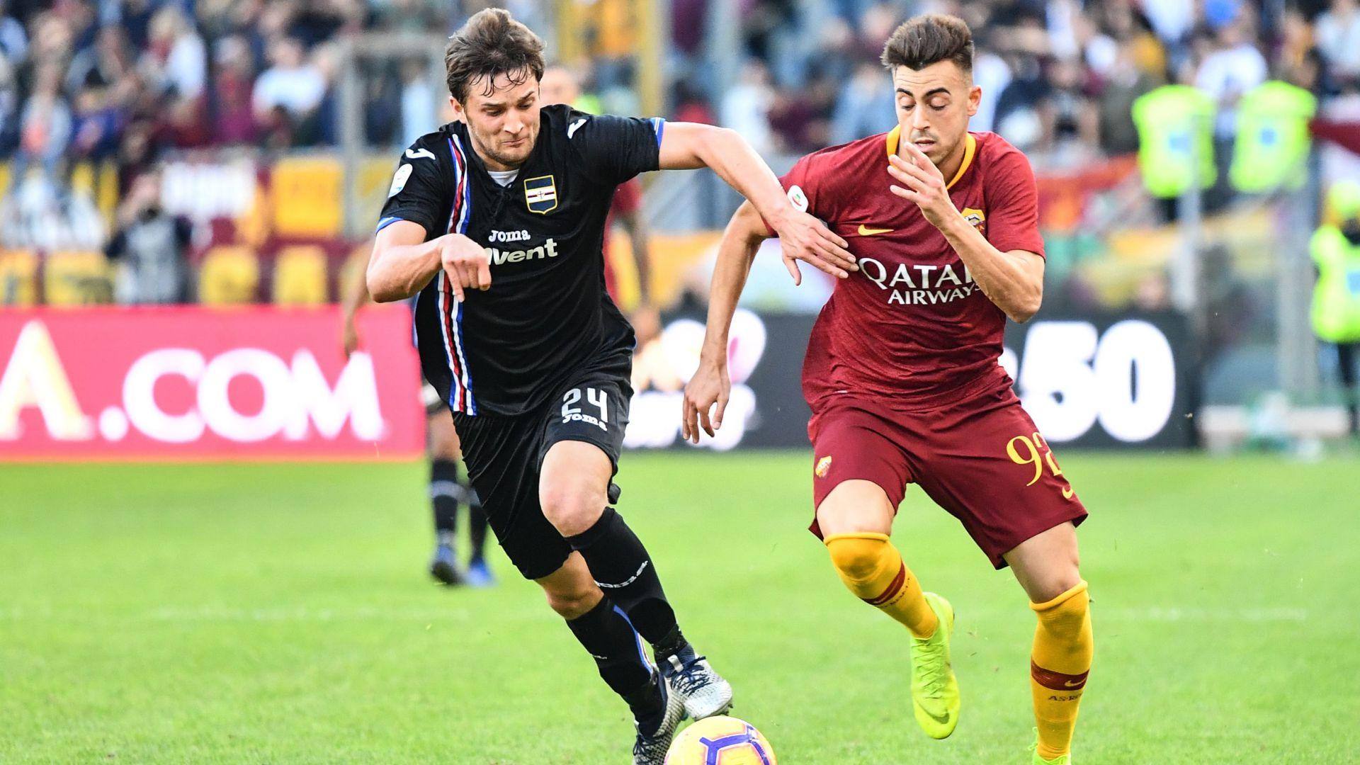 El Shaarawy Roma-Sampdoria