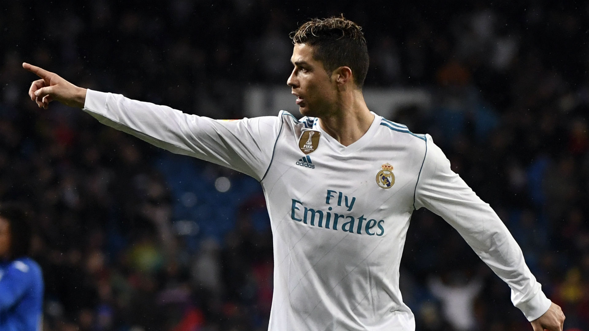 Madrid Star Ronaldo Reaches  Liga Goals In Fewer Matches Than Messi Goal Com