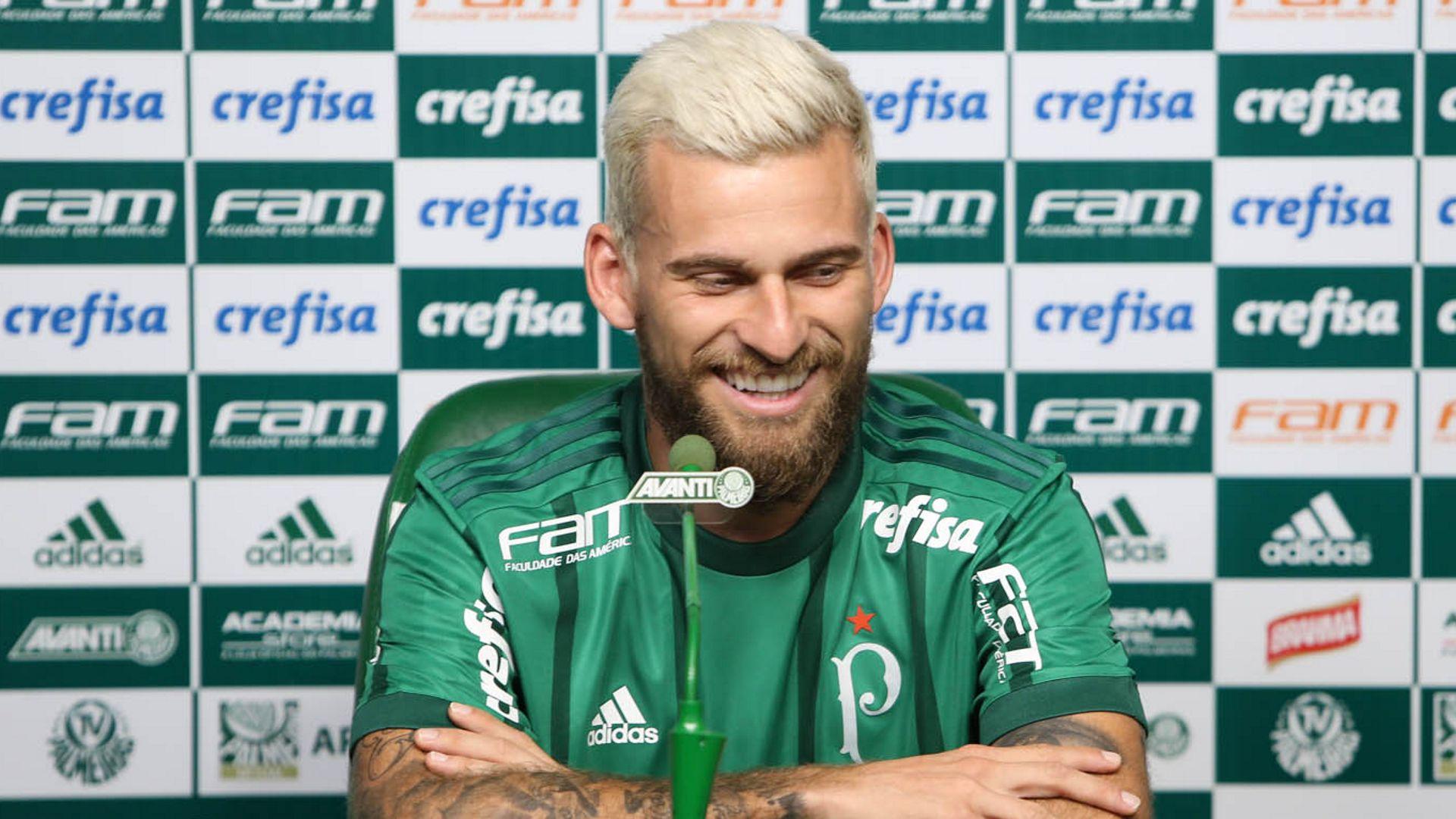 Lucas Lima Palmeiras apresentacao 03012017