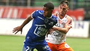Samuel Grandsir Ruben Aguilar Troyes Montpellier Ligue 1 16092017