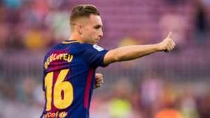 Deulofeu Barcelona Chapecoense Gamper 2017