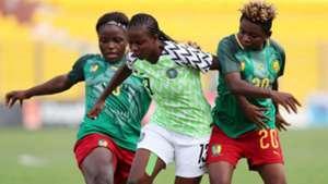 Raissa Feudjio - Cameroon