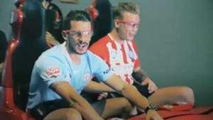 Melbourne City kit test