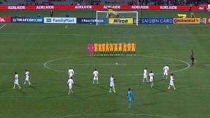 Australia Saudi Arabia WorldCup Quli. 2018 080617