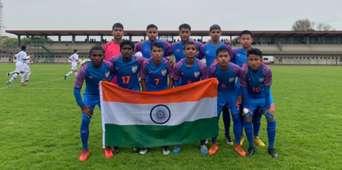 India U15