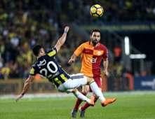 Giuliano Selcuk Inan Fenerbahce Galatasaray 3172018
