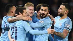 Manchester City Burton 2018-19 EFL Cup