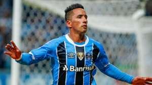 Lucas Barrios Gremio Cruzeiro Copa do Brasil 16082017