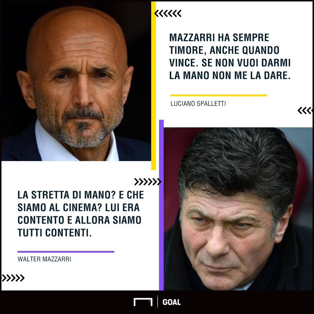 PS Spalletti Mazzarri
