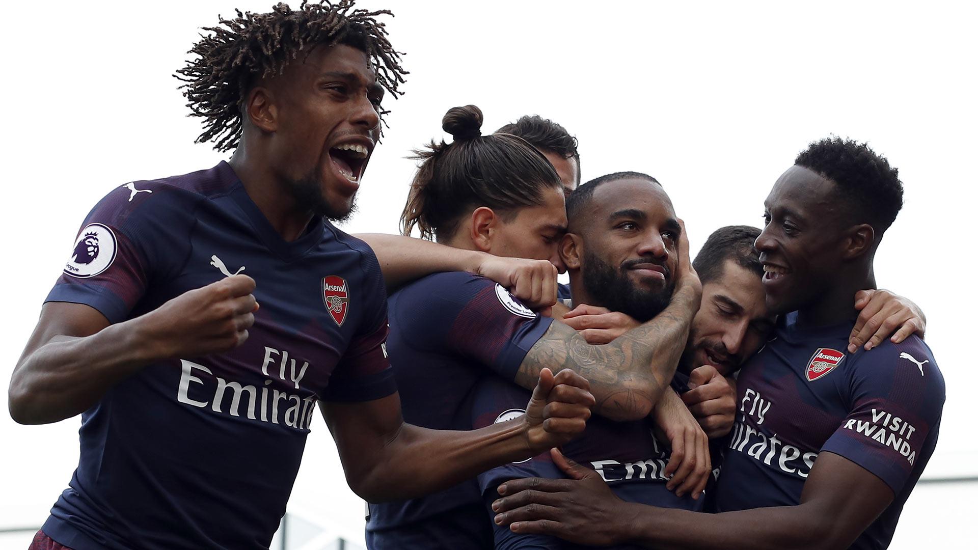 Sponsor : Ciao PUMA, Bienvenue à Adidas pour Arsenal