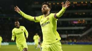 Lionel Messi PSV - Barcelona Champions League 11282018