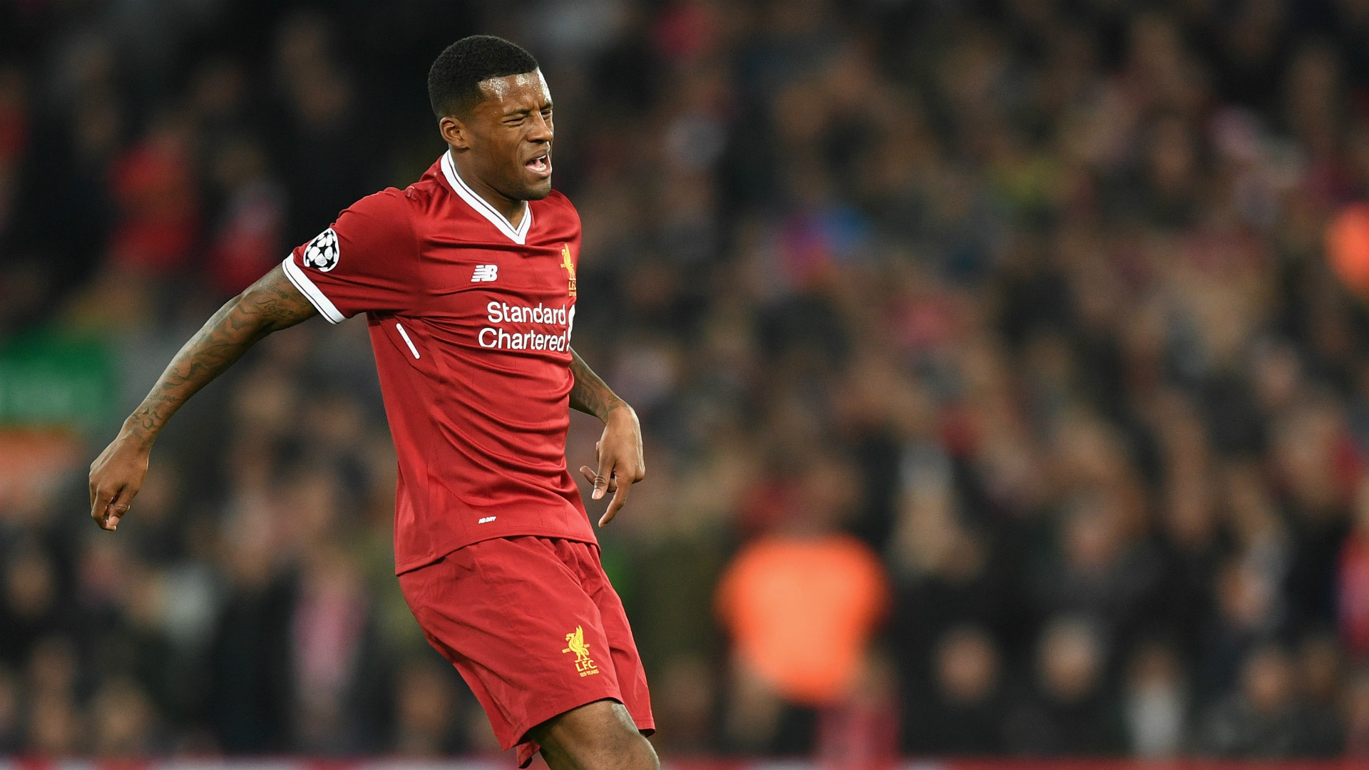 Georginio Wijnaldum Liverpool Premier League