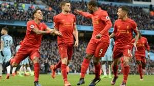 HD Liverpool celebrate