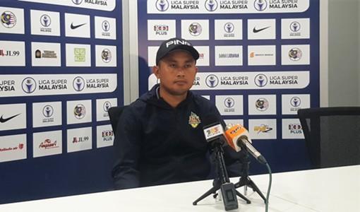 Ahmad Fairuz Yunus, Kuching FA, Malaysian FA Cup, 03032018