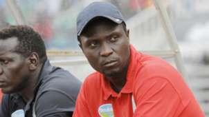 Thika United coach Nicholas Muyoti.