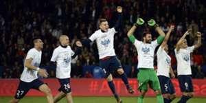 PSG champions 2014