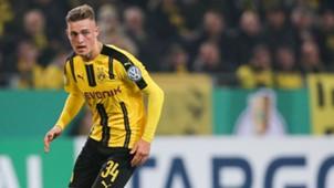 Bruun Larsen Borussia Dortmund 25102016