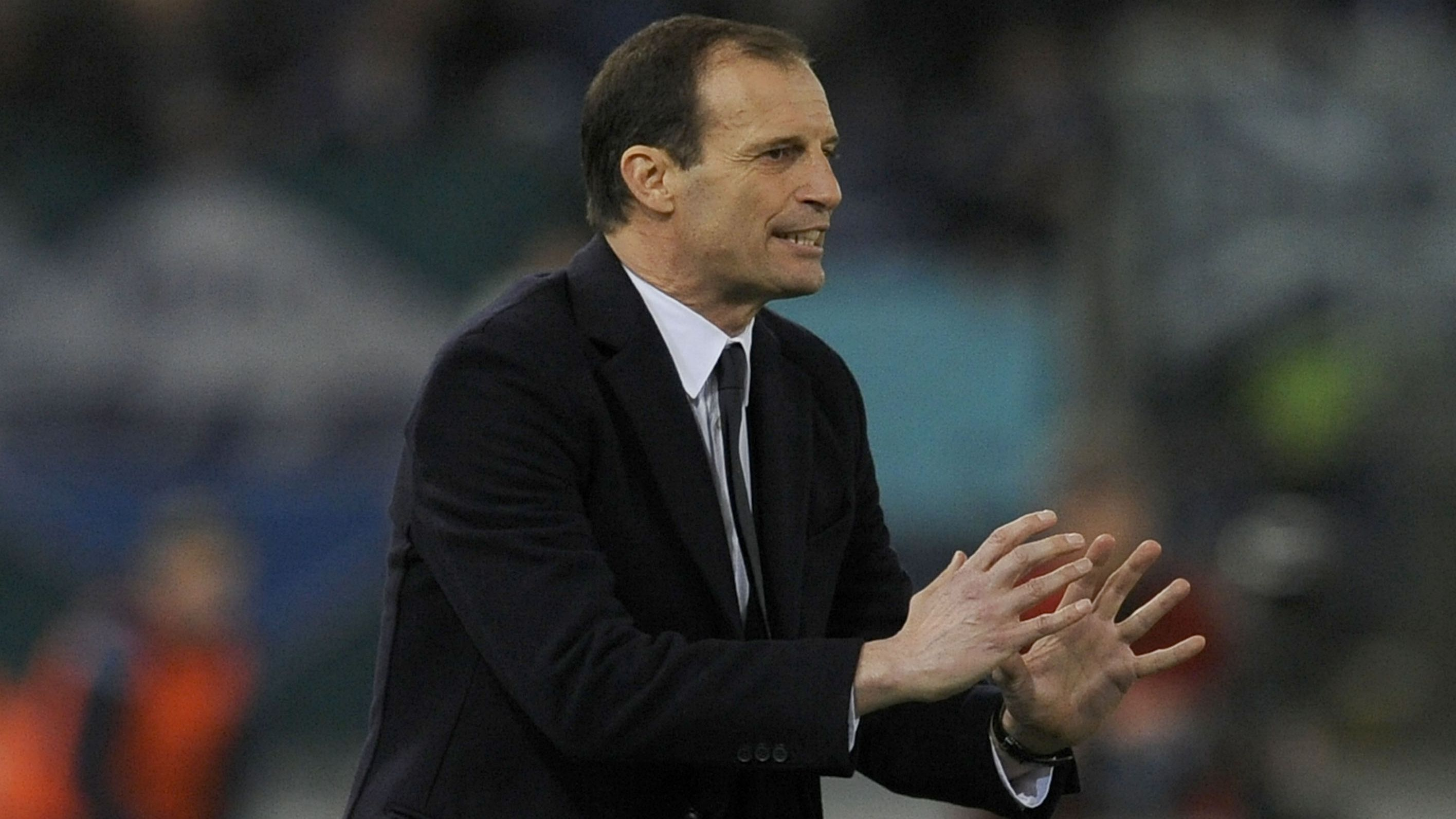 Allegri Lazio Juventus
