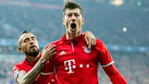 Robert Lewandowski Bayern Munich Champions League