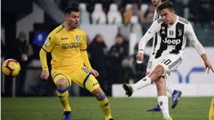 Paulo Dybala Juventus Frosinone Serie A