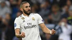Karim Benzema Real Madrid Plzen 231018