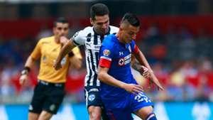 Celso Ortíz Roberto Alvarado Monterrey Cruz Azul 291018